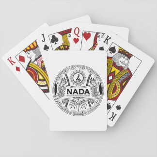 NADADANCE ORIENTAL BELLY DANCE PLAYING CARDS