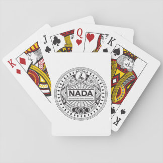 NADADANCE TRIBAL DESIGN PLAYING CARDS