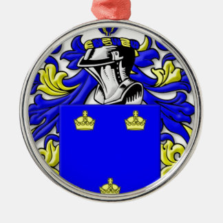 Nadalin Coat of Arms Christmas Ornament