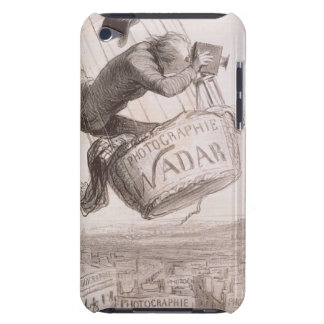 Nadar (1820-1910) elevating Photography to the hei Barely There iPod Cover