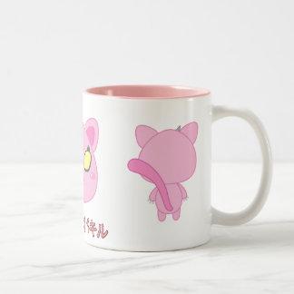 Nadel the Cat Coffee Mugs