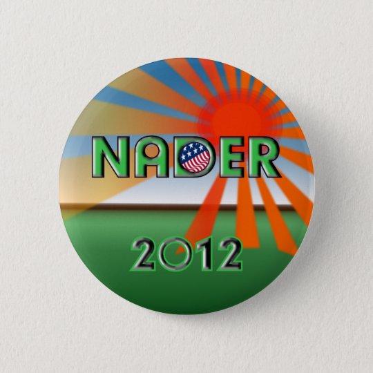 Nader 2012 Button