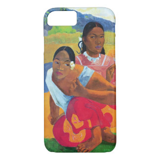 Nafea Faaipoipo (When are you Getting Married?) iPhone 7 Case