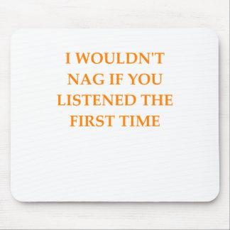 NAG MOUSE PAD