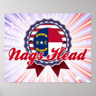 Nags Head, NC Poster