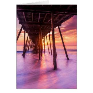 Nags Head Sunrise |North Carolina Card