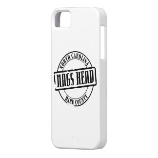 Nags Head Title Case For iPhone 5/5S
