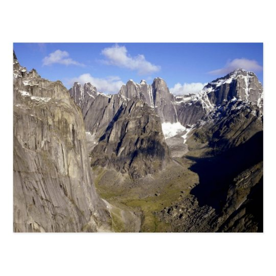 Nahanni National Park, Northwest Territories Postcard