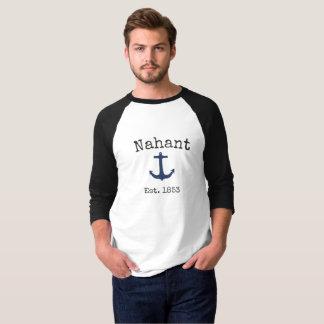 Nahant Massachusetts t-shirt for men