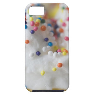 Nahaufnahme von besprüht und Zuckerguss Tough iPhone 5 Case