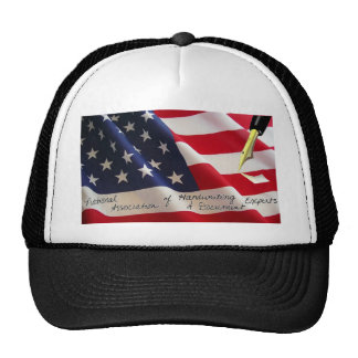 NAHDE org products Mesh Hat