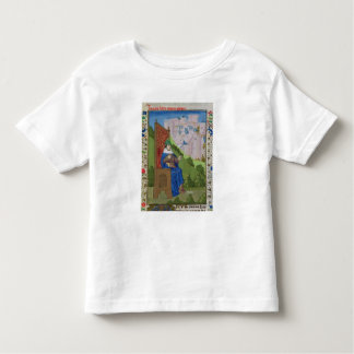 Nahum announcing the destruction of Nineveh Toddler T-Shirt