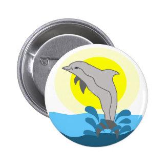 Nai a Dolphin Button
