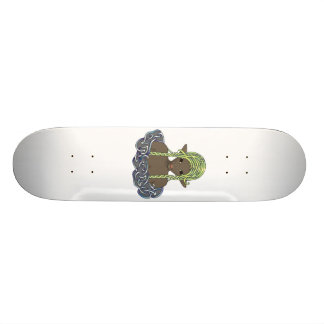 Naiad 20.6 Cm Skateboard Deck