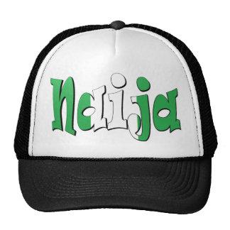 Naija (Nigerian Flag) Cap