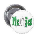 Naija (Nigerian Flag) Pins