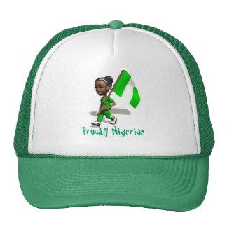 naijaGurl 2, Proudly Nigerian Hats