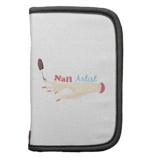 Nail Artist Planner
