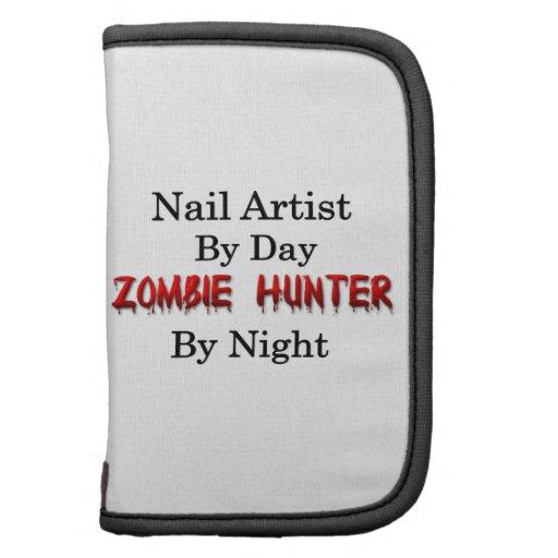 Nail Artist/Zombie Hunter Planner
