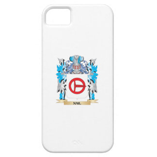 Nail Coat of Arms - Family Crest iPhone 5/5S Case