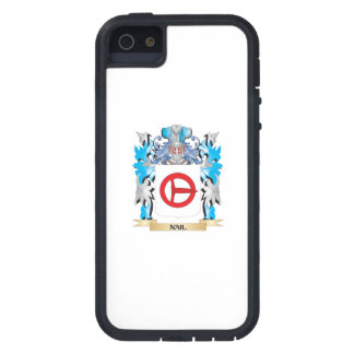 Nail Coat of Arms - Family Crest iPhone 5 Cover