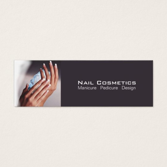 Nail Cosmetics 1 - Business, Profile, Calling Card