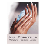 Nail Cosmetics 1 - Postcard