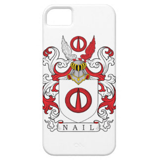 Nail Family Crest iPhone 5 Case
