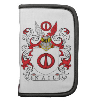 Nail Family Crest Planner