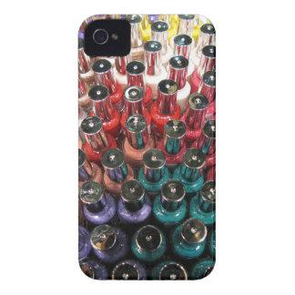 Nail Polish Bottles iPhone 4 Covers