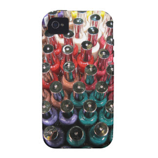Nail Polish Bottles Vibe iPhone 4 Cover