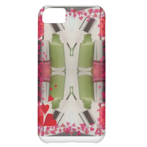 nail polish design iphone cover iPhone 5C cover