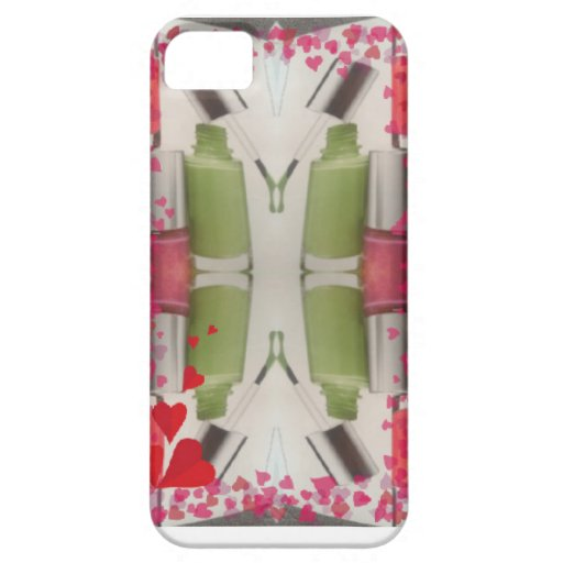 nail polish design iphone cover iPhone 5 cover