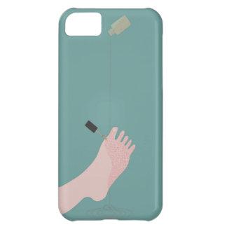 Nail Polish iPhone 5C Case