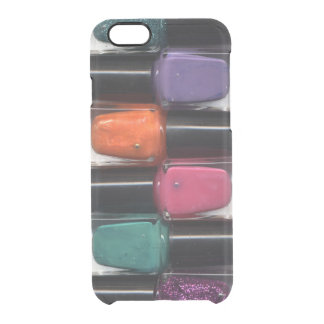 Nail Polish iPhone 6 Clearly™ Deflector Case iPhone 6 Plus Case