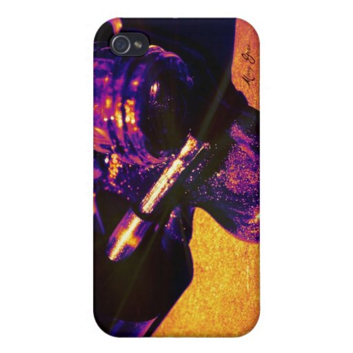 Nail Polish iPhone 4/4S Cover