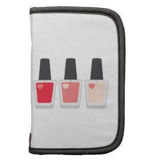 Nail Polish Manicure Planners