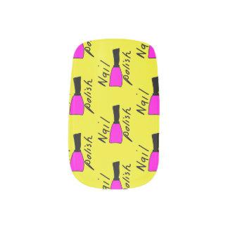nail polish nails minx nail art