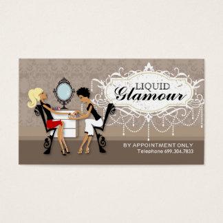 Nail Salon Loyalty Cards