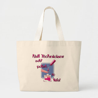Nail Technicians Tote Bag