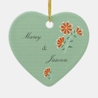 Naila Floral Batik Wedding Ornament
