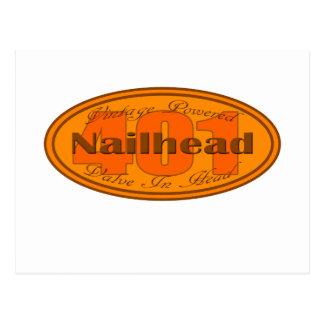 nailhead 401 wildcat postcard