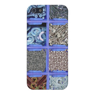 Nails and screws design iphone case cover for iPhone 5/5S
