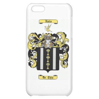 Nails iPhone 5C Cases