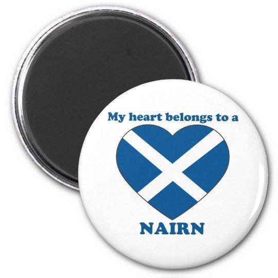 Nairn 6 Cm Round Magnet