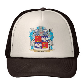 Naismith Coat of Arms - Family Crest Cap