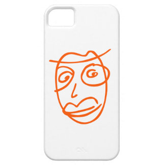 Naive artistic illustration case for the iPhone 5