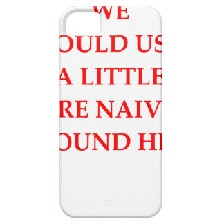 naive iPhone 5 covers