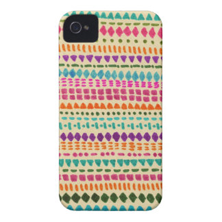 Naive Pattern iphone Case Case-Mate iPhone 4 Case