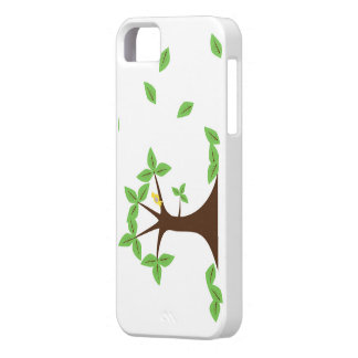 Naive tree large iPhone 5 covers